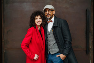 Georgina Kind and Leo Santana of D'Novo Design